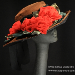 "The ""Barbaro"" Hat by MAGGIE MAE DESIGNS®"